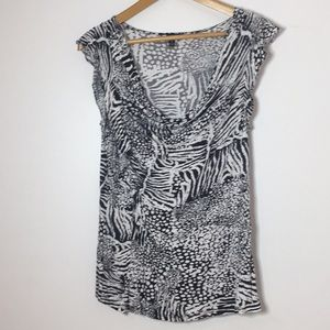 Carole Little Tops - Carole Little Sleeveless Top Size XL EUC